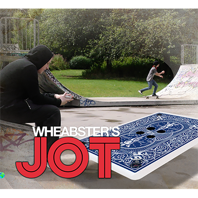 Wheabster's JOT (DVD and Gimmick)