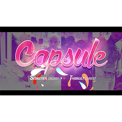 CAPSULE by Sebastian Calbry & Thibault Surest Video DOWNLOAD