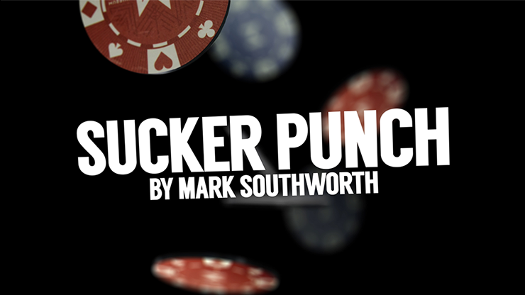 Sucker Punch (Gimmicks and Online Instructions) by Mark Southworth - Pokerchip-Routinen