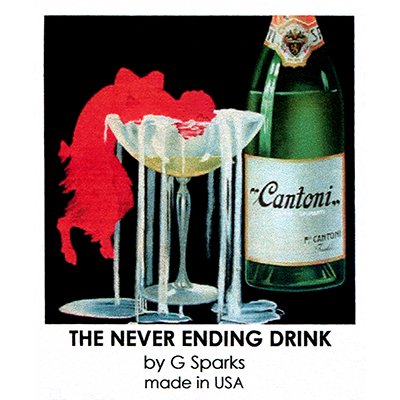 The Never Ending Drink - G Sparks