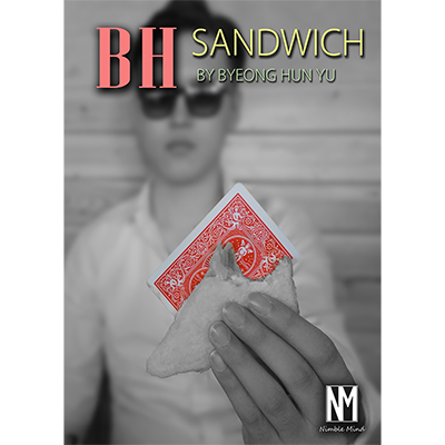 BH Sandwich by Yu Byeong Hun - DVD