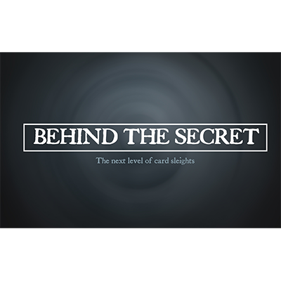 Behind The Secret Video DOWNLOAD