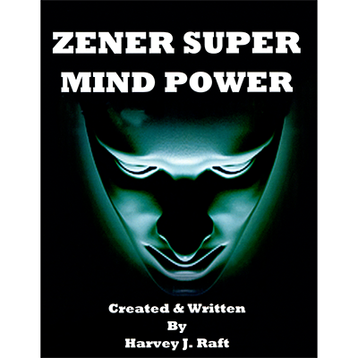 Zener Super Mind Power by Harvey Raft - Trick