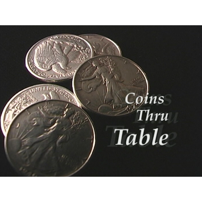 Coins Thru Table (excerpt from Extreme Dean #2) - Dean Dill - - Video Descarga