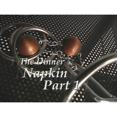 Dinner Napkin (excerpt from Extreme Dean #1) Video DOWNLOAD