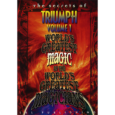 Triumph Vol 1 - Worlds Greatest Magic video DOWNLOAD