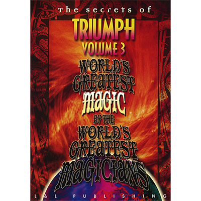 Triumph Vol 3 - Worlds Greatest Magic video DOWNLOAD