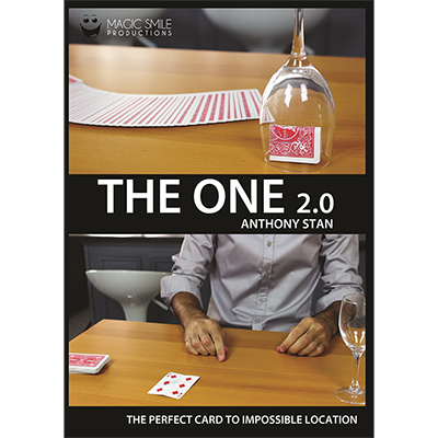 The One 2.0 (DVD and Gimmick) by Anthony Stan and Magic Smile Productions
