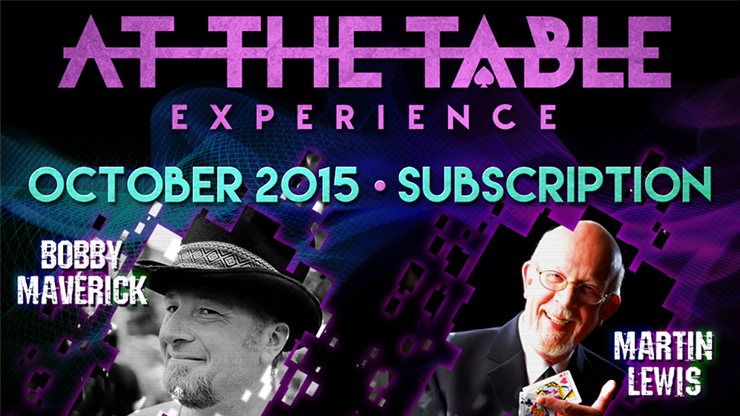 At The Table October 2015 Video DOWNLOAD