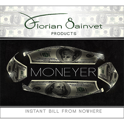 Moneyer by Florian Sainvet - Trick