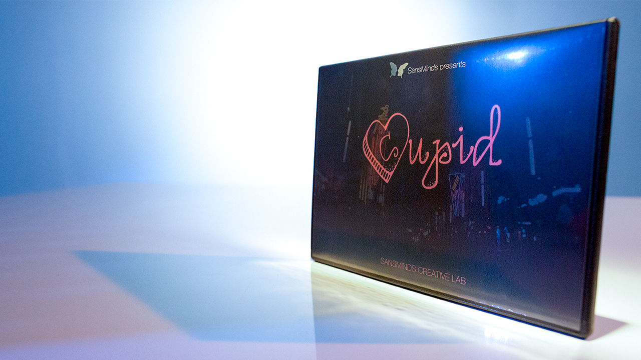 Cupid (DVD & Gimmick) - SansMinds Creative Lab - DVD