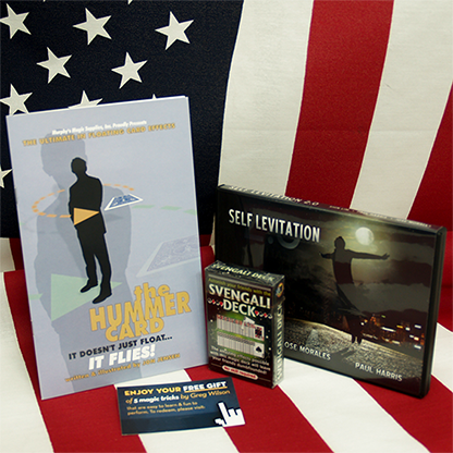MILITARY HEROES: GOLD Care Package (plus magic for magicians)
