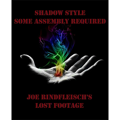 Shadow Style by Joe Rindfleisch Video DOWNLOAD