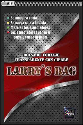 Larry's Bag (Accesorio & Instrucciones Online) - Mago Larry