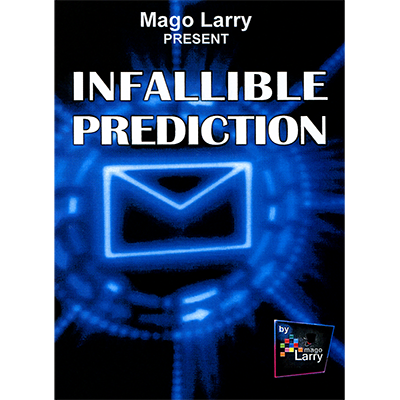 Infallible Prediction (Gimmicks & Instrucciones Online) - Mago Larry