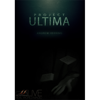 Project ULTIMA by Andrew Herring and Feel Astonished LIVE - Video and eBook Combo DOWNLOAD
