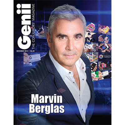 Genii Magazine - December 2015 - Book