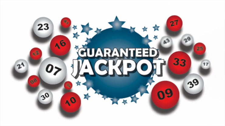 Guaranteed Jackpot - Mark Elsdon