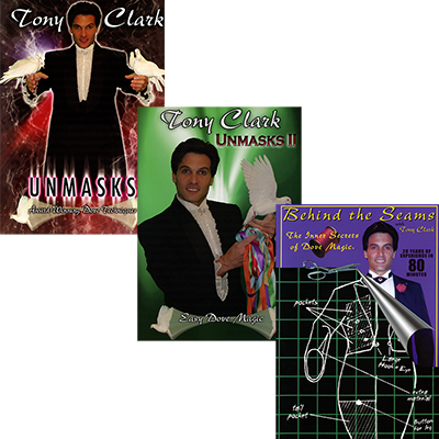 Dove Trilogy Bonus Pack by Tony Clark Streaming Video