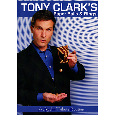 Paper Balls And Rings by Tony Clark Streaming Video