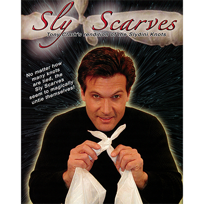 Sly Scarves by Tony Clark Streaming Video