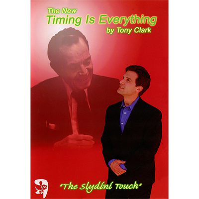 Timing Is Everything - Tony Clark - DOWNLOAD