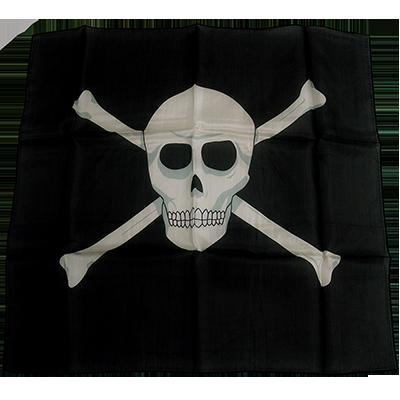 18 inch Skull Silk