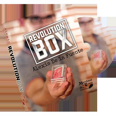 Revolution Box by Alexis De La Fuente & Marchand de Trucs - Trick