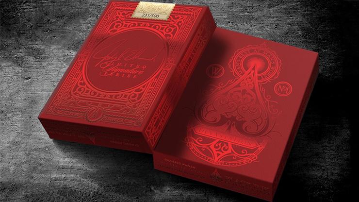 Devastation Playing Cards (Collector's Edition) - Jody Eklund