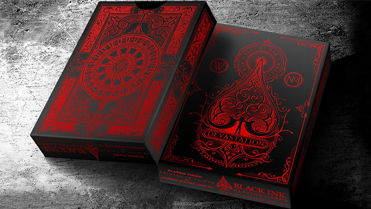 Devastation Playing Cards (Standard Edition) - Jody Eklund