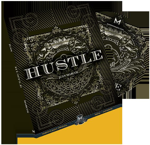 Hustle (DVD & Gimmick) - Juan Manuel Marcos - DVD