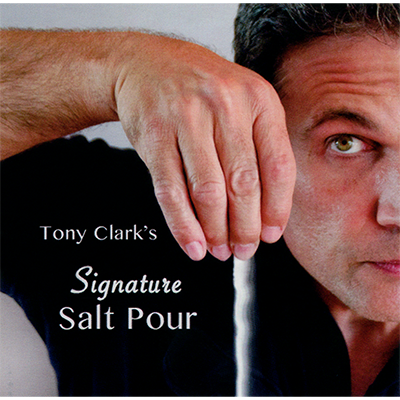 Salt Pour by Tony Clark