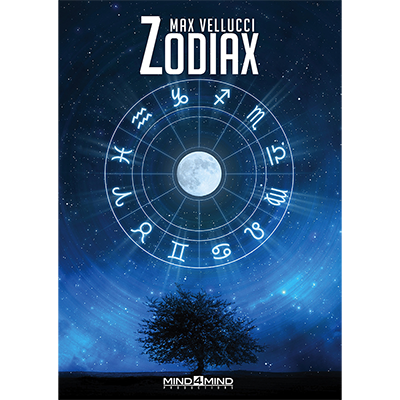 Zodiax by Max Vellucci - eBook DOWNLOAD