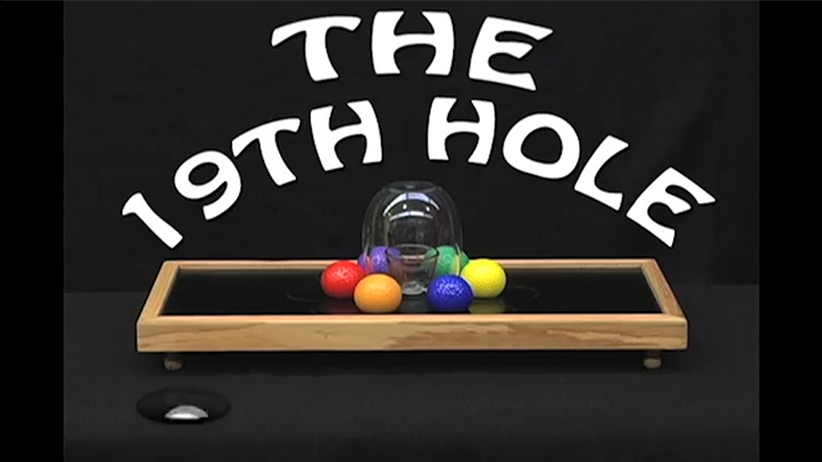 The 19th Hole by Daytona Magic - Trick