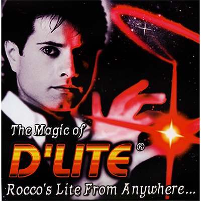 D'Lite Jumbo Red (Single) by Rocco - Trick