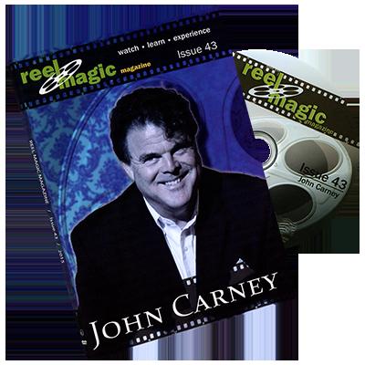 Reel Magic Episode 43 (John Carney)