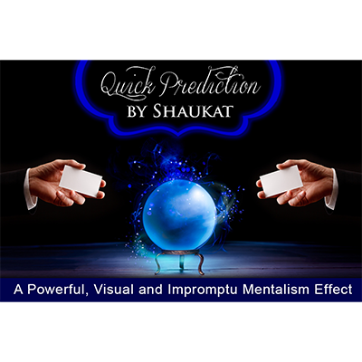 Quick Prediction by Shaukat