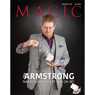 Magic Magazine February 2016 - Book
