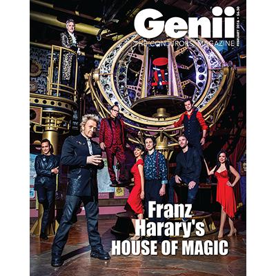 Genii Magazine February 2016 - Book