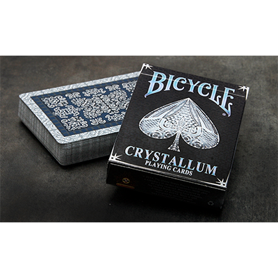 Bicycle Crystallum Playing Cards by Collectable Playing Cards