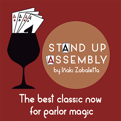 Stand Up Assembly (Red)