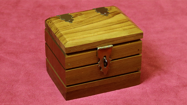 Watch Box - (Teak) - Mr. Magic