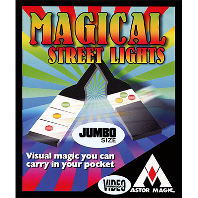 Magical Streetlight (Jumbo) by Astor