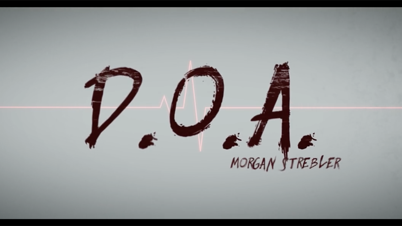 DOA - Morgan Strebler & SansMinds - DVD