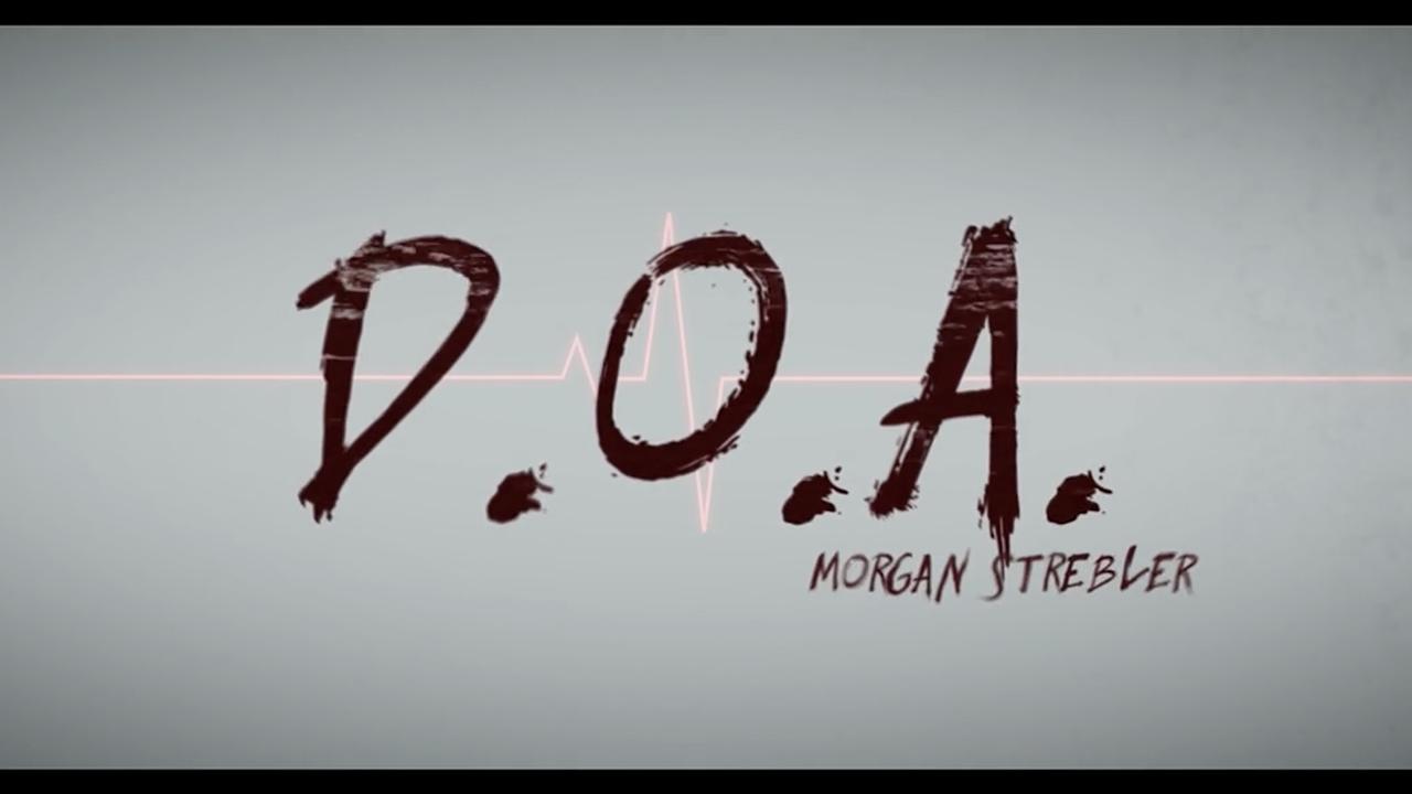 DOA - Morgan Strebler & SansMinds - DVD