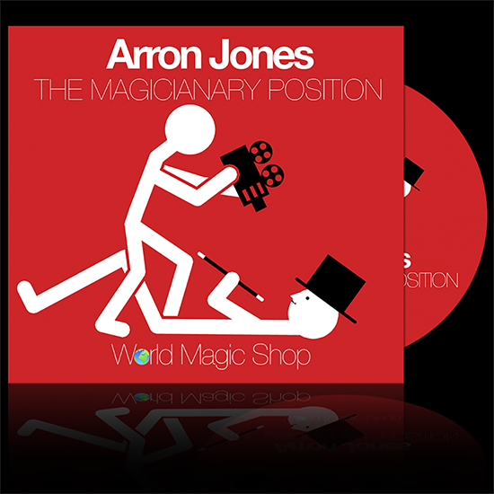 Magicianary Position (Featuring Tworn) - Arron Jones - DVD