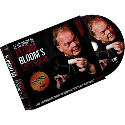 Blooms Gypsy Thread (DVD & Gimmick) - Gaetan Bloom - DVD