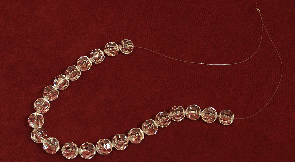 Cut & Restored Necklace - Kent Mortimer