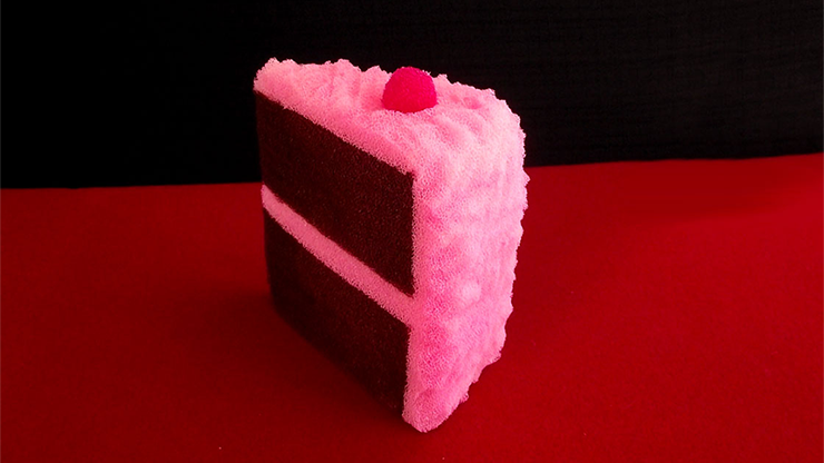 Slice of Cake by Alexander May