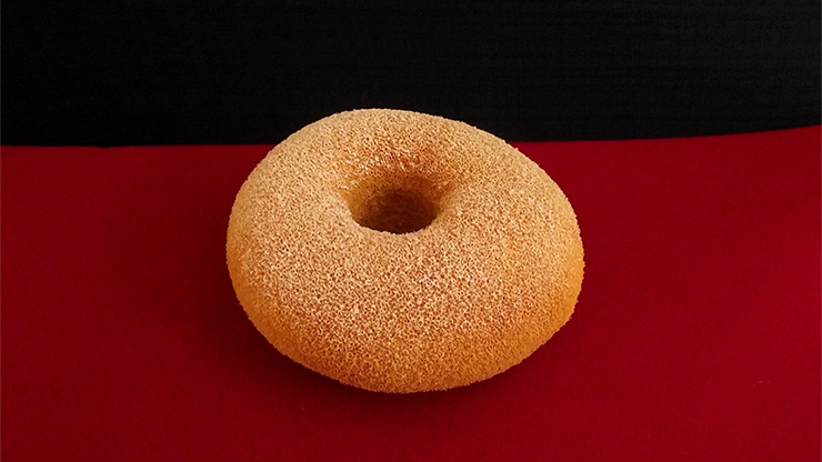 Sponge Doughnut by Alexander May